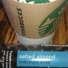 Photo taken at Starbucks by Ody M. on 10/14/2012
