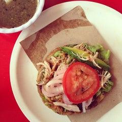 Photo taken at Mercado de Santa Ana by Midtown Lunch LA on 7/9/2013