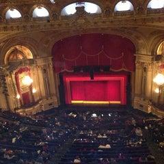 Photo taken at Boston Opera House by Jessica V. on 2/4/2013
