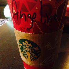 Photo taken at Starbucks by Aggelina❥ V. on 11/7/2013