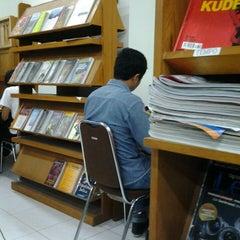 Photo taken at Perpustakaan FISIP UPN Veteran Yogyakarta by Yeremia C. on 5/7/2013