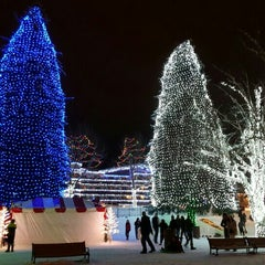 Photo taken at Town of Leavenworth by Yun B. on 12/25/2015