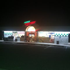Photo taken at Hess Express by Jay M. on 4/25/2013