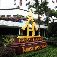 Photo taken at Hansa JB Hotel by Suguz M. on 9/1/2015
