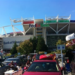 Photo taken at FedEx Field by RayQuan J. on 9/24/2012