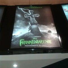 Photo taken at Cines Van Dyck El Tormes by Belver on 10/12/2012