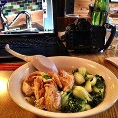 Photo taken at Brooklyn Wok Shop by Nicholas D. on 12/12/2012