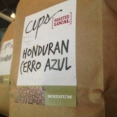 Photo taken at Cups, an Espresso Café by Nicholas D. on 12/31/2012