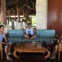Photo taken at Vintana, Shangri-La's Boracay Resort & Spa by Chinosky A. on 5/1/2016