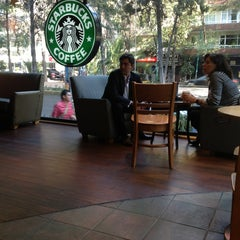 Photo taken at Starbucks by Sergio V. on 2/18/2013