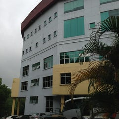 Photo taken at UCSI University (South Wing) by Nathan C. on 2/19/2013