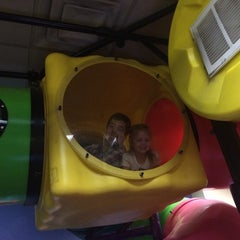 Photo taken at Chuck E. Cheese's by Rhonda M. on 6/26/2014
