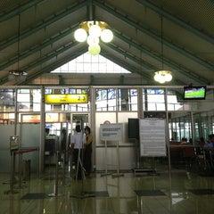 Photo taken at Sam Ratulangi International Airport (MDC) by Rahmat N. on 2/10/2013