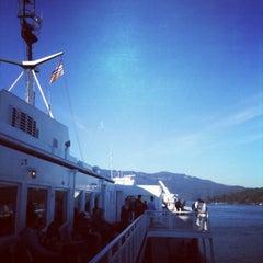 Photo taken at Swartz Bay Ferry Terminal by Jean-Louis V. on 10/8/2012