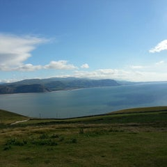 Photo taken at Great Orme Summit by Andy W. on 7/3/2013
