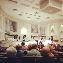 Photo taken at Smoke Rise Baptist Church by Timothy D. on 12/24/2013