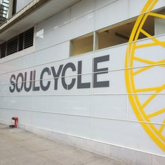 Photo taken at SoulCycle East 83rd by Lin C. on 3/2/2013