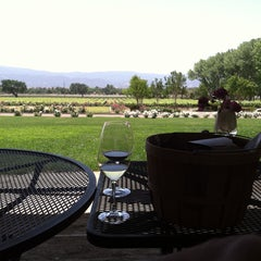 Photo taken at Bridlewood Estate Winery by Mike P. on 5/9/2013