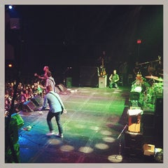 Photo taken at Electric Factory by Lexi T. on 12/31/2012
