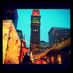 Photo taken at 16th Street Mall by Jerad L. on 11/27/2012