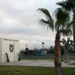 Photo taken at Universidad Autónoma de Baja California Campus Tijuana by Tatoo L. on 11/30/2012