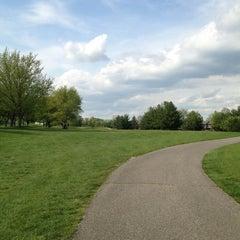 Photo taken at Eagle Pointe Golf Resort by Jordan K. on 5/2/2013