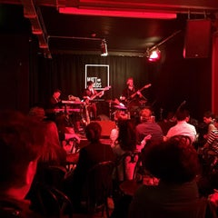 Photo taken at Matt & Phreds Jazz Club by Alfonso S. on 4/14/2016