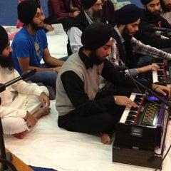 Photo taken at Sri Guru Singh Sabha Glen Rock Gurdwara by Jesse M. on 12/30/2012
