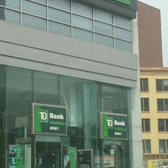 Photo taken at TD Bank by Eve Y. on 6/16/2015
