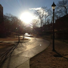 Photo taken at University of North Alabama by Morgan M. on 2/12/2013
