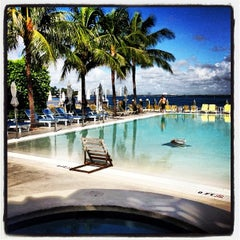 Photo taken at The Standard Spa, Miami Beach by Adam S. on 3/26/2013