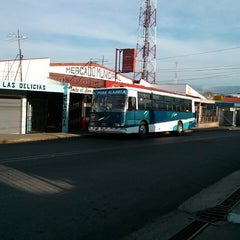 Photo taken at Estacion de Buses TUPSA Poás by Daniel E. on 4/11/2013