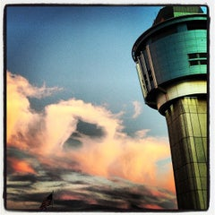 Photo taken at LaGuardia Airport (LGA) by Daniel C. on 9/4/2013