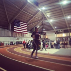 Photo taken at Rector Field House by John M. on 1/30/2015