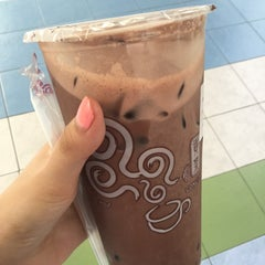 Photo taken at Gong Cha by Airah O. on 2/3/2016