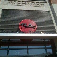 Photo taken at RA Sushi by Mrs. Thia P. on 10/5/2012