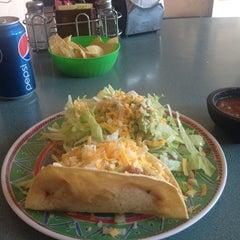 Photo taken at My Guadalajara Taco Shop by Cory R. on 11/28/2012