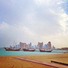 Photo taken at Katara Cultural & Heritage Village   كتارا by Khalid A. on 5/4/2013