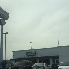 Photo taken at Krispy Kreme by Jess P. on 7/1/2015