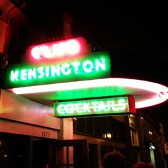 Photo taken at Kensington Club by Beau G. on 6/15/2013