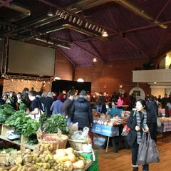 Photo taken at Somerville Winter Farmers Market by paddy M. on 1/19/2013