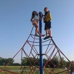 Photo taken at Cousler Park by Natalie J. on 5/29/2013