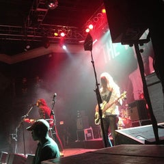 Photo taken at 9:30 Club by Farrah S. on 2/2/2013
