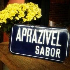 Photo taken at Aprazível by LuCho H. on 12/12/2012