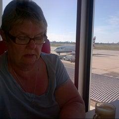 Photo taken at Port Elizabeth International Airport (PLZ) by Mark K. on 3/18/2013