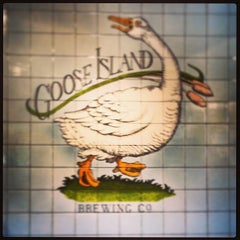 Photo taken at Goose Island Brewery by Greg H. on 7/20/2013