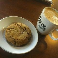 Photo taken at Nina's Coffee Cafe by jeffachen on 2/1/2013