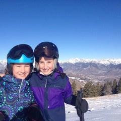 Photo taken at Bald Mountain by Joe S. on 12/26/2013