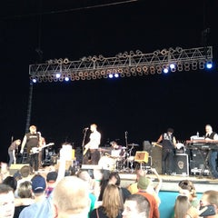 Photo taken at PNC Pavilion by Andrew G. on 9/6/2014