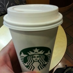 Photo taken at Starbucks by Brian W. on 10/15/2012